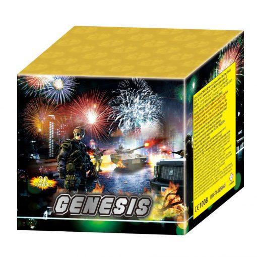 genesis tűzijáték telep
